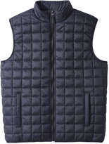 Joe Fresh Men's Puffer Active Vest, Dark Blue (Size S)