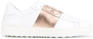 Valentino Open Rockstuds low-top sneakers