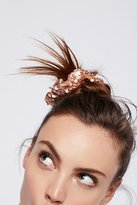Free People Sequin Scrunchie