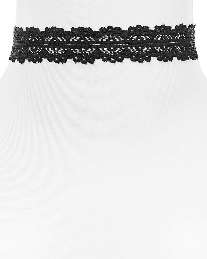 "Vanessa Mooney Beverly Choker Necklace, 12"""