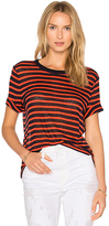T by alexander wang t-shirt cropped