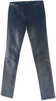 CNC Costume National Grey Cotton - elasthane Jeans for Women