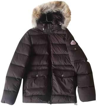 Pyrenex Brown Fur Jackets
