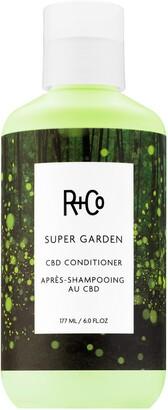 R+CO Super Garden CBD Conditioner