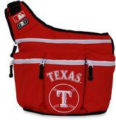 Diaper Dude MLBTM Texas RangersMessenger Diaper Bag