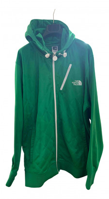 The North Face Green Polyester Knitwear & Sweatshirts