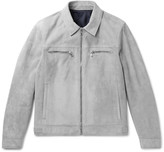 Solid Homme Suede Jacket