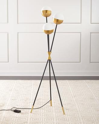 Jonathan Adler Caracas Tripod Floor Lamp