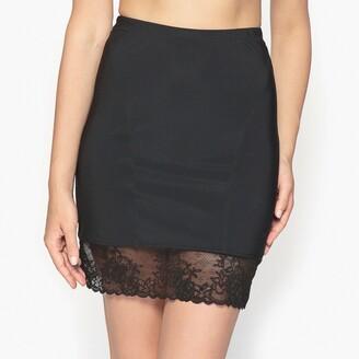 La Redoute Collections Lace Bodyshaping Half Slip