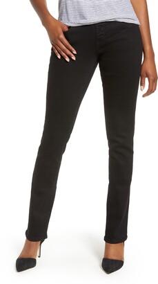 Jag Jeans Peri Pull-On Stretch Straight Leg Jeans