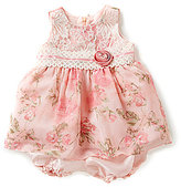 Jayne Copeland Jane Copeland Baby Girls 3-24 Months Floral-Print Dress