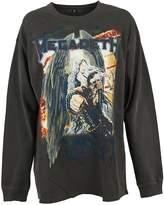 R 13 Megadeth Long-Sleeved T-Shirt