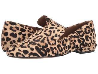 Steven Haylie-L Flat (Leopard) Women's Shoes