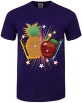 Grindstore Men's Pen Pineapple Apple T-shirt