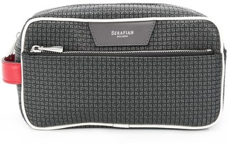SERAPIAN Mosaico make-up bag