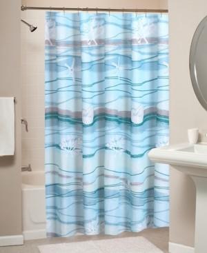 Greenland Home Fashions Maui Bath Shower Curtain Bedding