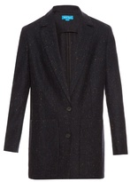 MiH Jeans Dylan oversized tweed jacket