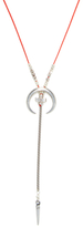Chan Luu Horn Lariat Necklace