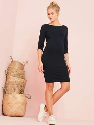 Vertbaudet Close-Fitting Maternity Dress