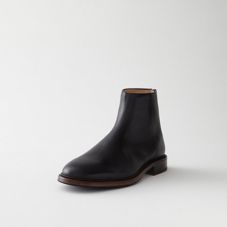 A.P.C. zipped ankle boot
