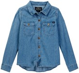 Lucky Brand Tracy Chambray Top (Little Girls)