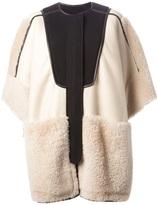 Chloé oversized coat