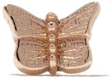 Kismet By Milka 14kt rose gold Butterfly piercing stud