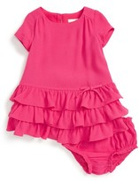 Kate Spade Infant Girl's Tiered Dress