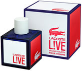 Lacoste Men's L!ve 3.3 Oz Spray
