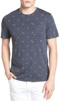 Ben Sherman Men's Palm Tree T-Shirt