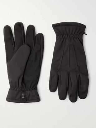 Hestra Duncan Touchscreen Fleece-Lined Shell Gloves