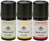 Serene House Spa Collection Essential Oil 3-piece Set