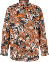Paul & Joe tiger print shirt