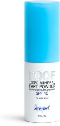 Supergoop! Poof Part Powder SPF 45
