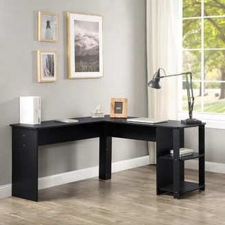 Latitude Run Caoimhlin L-Shapped Desk