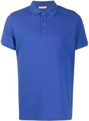Moncler Cotton Polo Shirt