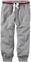 Carter's Toddler Boys Solid Jogger Pants