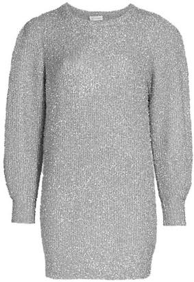 Ronny Kobo Sisilia Sparkle Knit Dress
