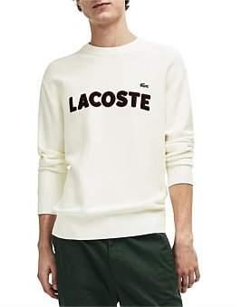 Lacoste Logo Knit