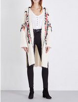 Free People Geneva knitted cardigan