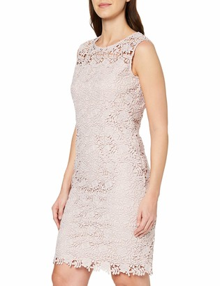Gina Bacconi Women's Matt Primrose Guipure Dress