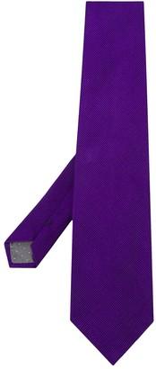 Gianfranco Ferré Pre Owned 1990s Diagonal Twill Tie