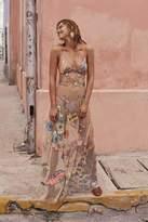 For Love & Lemons Cuba Maxi Dress