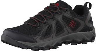 Columbia Men's Peakfreak XCRSN II XCEL Low Multisport Outdoor Shoes Black (Black Rocket 010) 10 UK 44 EU