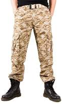 Tortor 1bacha Men's Army Military Camo Cargo Pants Desert