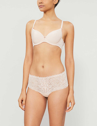 Aubade Rosessence spacer and lace bra