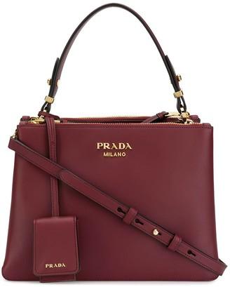 Prada small Deux bag
