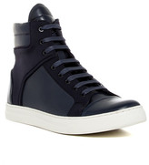 Kenneth Cole Reaction Double Header High Top Sneaker
