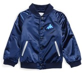 Burberry Infant Boy's Lidington Weather Applique Bomber Jacket