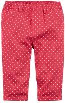 Carter's Baby Girl Dot Pants